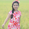 Bài hát Em Bé Khỏe Em Bé Ngoan - Bé Minh Thư