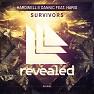 Bài hát Survivors - Hardwell, Dannic, Haris