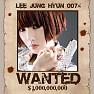 Bài hát Lee Jung Hyun 007th - Lee Jong Hyun