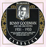 Benny Goodman And His Orchestra: 1931 - 1933  (CD 1) - Benny Goodman