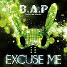 Excuse Me (Japanese) - B.A.P