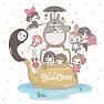 Album Nhạc Không Lời Của Studio Ghibli Hay Nhất - Various Artists