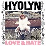 Album Love & Hate - Hyorin ((Sistar))
