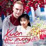 Xuân Yêu Thương 2015 - Kyo York ft. Bé Ju Uyên Nhi