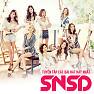 Album Tuyển Tập Các Bài Hát Hay Nhất Của SNSD - SNSD