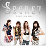I Want You Back - Secret