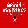 Merry Christmas - Espresso