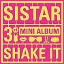 Bài hát Shake It - SISTAR