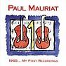 Bài hát Capri C'est Fini / 喀普里已过去 - Paul Mauriat