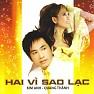 Album Hai Vì Sao Lạc - Quang Thành