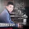 Bài hát Chỉ Cần Vậy Thôi (Beat) - Khang Duy