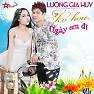 Album Áo Hoa.. Ngày Em Đi - Lương Gia Huy