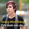Bài hát Chợt Khóc - Hoàng Minh Đăng