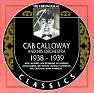 Chronogical Classics (1938-1939) (CD1) - Cab Calloway