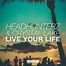 Bài hát Live Your Life - Headhunterz, Crystal Lake