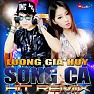 Bài hát Ru Nửa Vầng Trăng (Remix) - Lương Gia Huy  ft. Châu Việt Cường