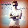 Bài hát Em Không Tồn Tại - Soobin Hoàng Sơn