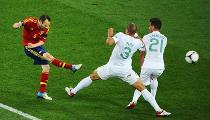 Vòng Bán Kết: Bồ Đào Nha - Tây Ban Nha (Hiệp 1) -