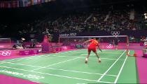 Cầu lông đơn nam bảng L - China v Poland - Full Replay -