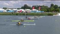 Chèo Thuyền Nam: Single Sculls Heats (Full Replay) -