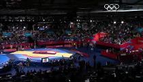Đấu Vật Nam: GR 84 kg - Bronze Medal Matches (Highlights) -