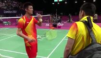 Cầu Lông Nam: Singles Bronze Medal Match - China v Korea (Replay) -