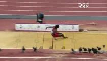Điền Kinh Nữ: Long Jump Final - United States Win Gold (Highlights) -