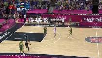 Bóng Rổ Nam: Quarterfinals - Russian Fed. v Lithuania (Full Replay) -