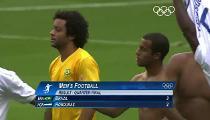 Bóng Đá Nam: Quarterfinals - Brazil v Honduras (Highlights) -