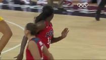 Bóng Rổ Nữ: Semifinals - Australia v United States (Highlights) -