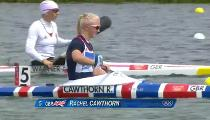 Canoe Sprint: Kayak Single (K1) 500m Women Semifinals (Full Replay) -