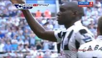 Newcastle - Tottenham: 2 - 1 (Vòng 1) -