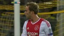 Cúp Châu Âu - Dortmund - Ajax: 1 - 0 (Bảng D)