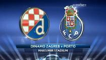 Cúp Châu Âu - Dinamo Zagreb - FC Porto: 0 - 2 (Bảng B)