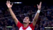 Cúp Châu Âu - Barcelona - Spartak Moscow: 3 - 2 (Bảng G)