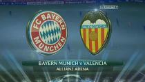 Cúp Châu Âu - Bayern Munich - Valencia: 2 -1 (Bảng F)