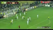 Cúp Châu Âu - Fenerbahce 2 - 0 Lazio (Cup UEFA)