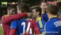 Cúp Châu Âu - Tottenham H. 2 - 2 Basel