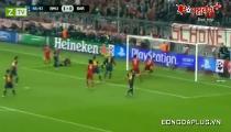 Cúp Châu Âu - Bayern Munich4 - 0Barcelona