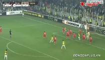 Cúp Châu Âu - Fenerbahce 1 - 0 Benfica (CUP UEFA)