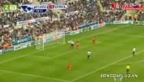 Newcastle U. 0 - 6	Liverpool -