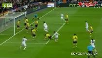 Cúp Châu Âu - Real Madrid 2 - 0 Borussia Dortmund