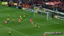 Cúp Châu Âu - Benfica 3 - 1Fenerbahce (CUP UEFA)