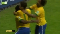 Brazil 3 - 0 Japan (Confederations Cup - Group A) -