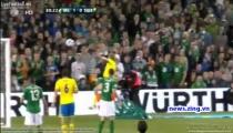 CH Ai-len 1-2 Thụy Điển (Vòng loại WC) -