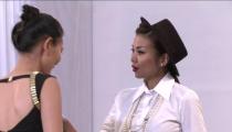 Sốc Với Màn Thí Sinh Mắng Té Tát Giám Khảo Next Top Model -