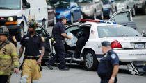 Cảnh sát bắn chết một phụ nữ bên ngoài tòa nhà quốc hội Mỹ -