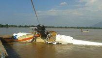 Lào đã vớt được xác máy bay gặp nạn -