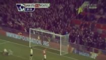 Manchester United vs NewCastle United 4-3 2012 -