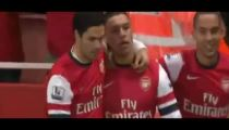 Arsenal 7-3 Newcastle United (10) -